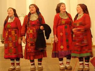 К российскому этапу «Евровидения» «Бурановских бабушек» готовит педагог по вокалу и хореограф