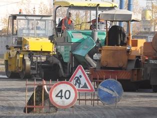 В Ижевске закрыто движение по улице Парашютная