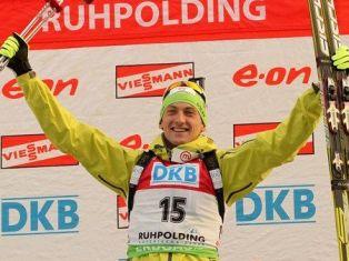 Российские биатлонисты остались без медалей в индивидуальной гонке
