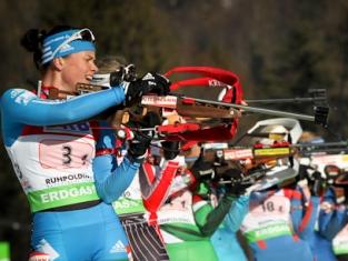 Российские биатлонисты провалили эстафетные гонки на чемпионате мира