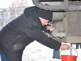 Коммунальное ЧП в Ижевске: без холодной воды остаются три многоэтажки