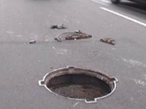 В канализации Петербурга нашли зарезанного младенца