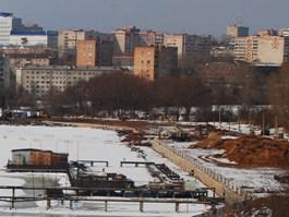 Берега Ижевского пруда укрепят, чтобы улучшить качество воды