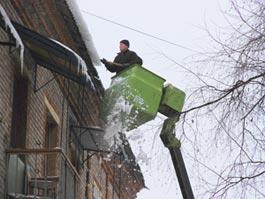 Заметет или растопит: какая погода будет в Ижевске на этой неделе