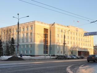 В Ижевске министров Правительства выгнали на улицу из-за сообщения о бомбе