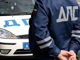 Гаишник, которого в Ижевске сбила машина, жив