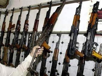 Министерство обороны решило уничтожить около 4 миллионов автоматов Калашникова