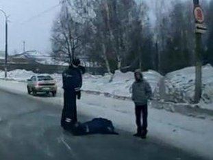 Инспектор ДПС, которого сбила ижевчанка на «Ниве», впал в кому