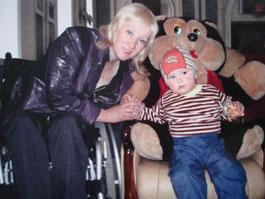 Светлана Поморцева, инвалид-колясочник: «Жизнь дала мне еще один шанс»