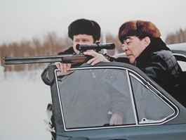 В Ижевске можно увидеть наградное оружие генералов
