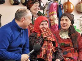 В родное село «Бурановских бабушек» съезжаются журналисты со всего мира