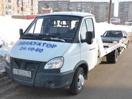 В Ижевске ГИБДД массово эвакуирует неправильно припаркованные машины