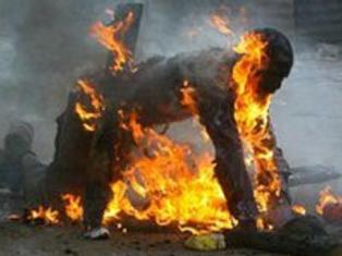 В Удмуртии отказали в возбуждении уголовного дела по акту самосожжения