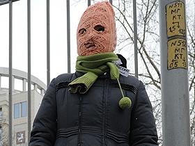 В Москве задержали участницу Pussy Riot, устроившую скандальную акцию в Храме Спасителя