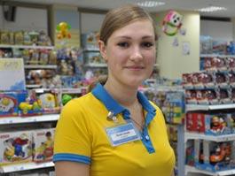 В Ижевске отмечают День работников торговли