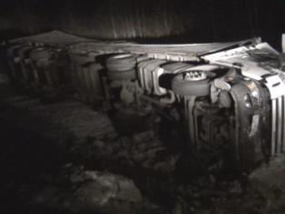 Подробности ДТП с фурой в Удмуртии: авария могла произойти из-за ям на дороге