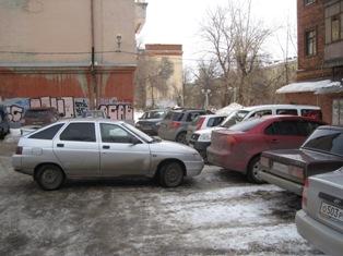 Парковочная война в Ижевске уходит во дворы