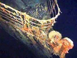 К столетию гибели «Титаника» опубликованы уникальные фото лайнера