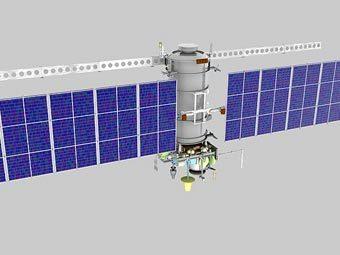 В Антарктиде упал первый советский метеоспутник «Метеор»