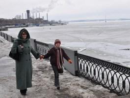 За Ижевским пляжем реконструируют набережную