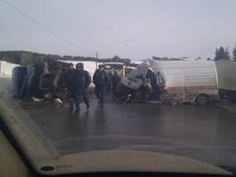 ДТП на трассе Игра-Ижевск: в попавшей в жуткую аварию «скорой» везли новорожденного