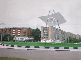 В Ижевске появится Вишневый сквер и громадная «скрепка» на перекрестке