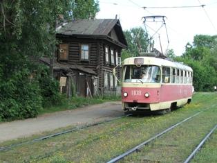 Снос «деревяшек» на улице Карла Маркса в Ижевске начнут уже летом 2012 года