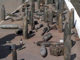Утилизация оставшихся в Пугачево боеприпасов может затянуться на 3 года