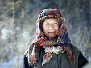 Отшельница Агафья Лыкова отказалась от ЭКГ