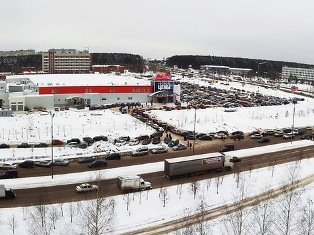 За счет «Реала» и «Метро» в Ижевске отремонтируют подземный переход и дорогу