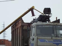 В Ижевске КАМАЗ протаранил газопровод