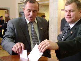 Выборы в Госсовет Удмуртии состоятся в октябре 2012 года