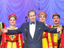 К юбилею руководителя ансамбля «Италмас» в Ижевске покажут лазерное шоу
