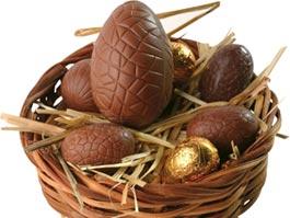 Пасха в Брюсселе: жители города ищут полмиллиона шоколадных яиц