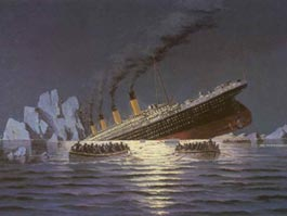 В Англии предлагают прокатиться по маршруту «Титаника»