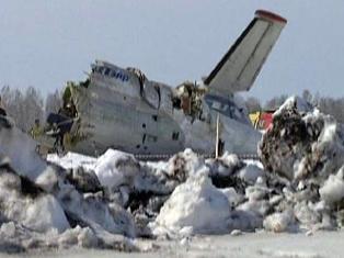 Выжившего в авиакатастрофе под Тюменью перепутали с погибшим