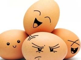 В Ижевске к Пасхе дорожают яйца