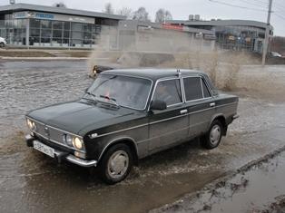 Власти Ижевска о паводке: критических прогнозов не существует