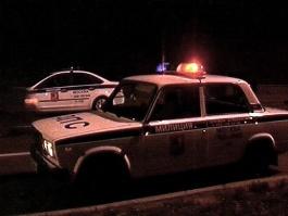 В Удмуртии пьяный водитель протаранил два автомобиля