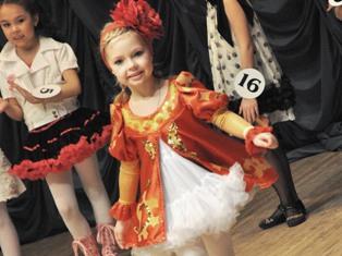 Девочка Лиза, перепевшая Лепса, выиграла конкурс красоты в Ижевске