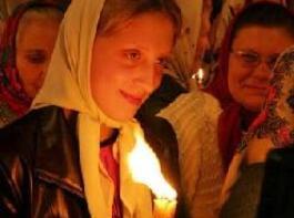 Тысячи паломников собрались в Иерусалиме в ожидании Святого огня