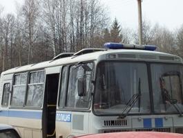 В Ижевске из-за смерти цыганского барона полиция оцепила 1-ю РКБ