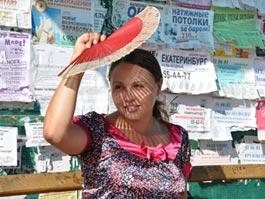 Теплая погода в Ижевске бьет многолетние рекорды