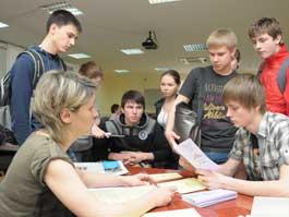 Абитуриентов посвятили в тонкости приемной кампании в вузы Ижевска