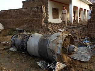 Boeing-737 в Пакистане упал из-за взрыва топливных баков