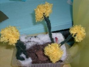 В ижевском детском саду «распустились» весенние цветы