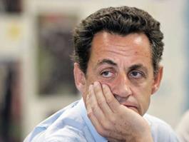 Саркози проиграл выборы