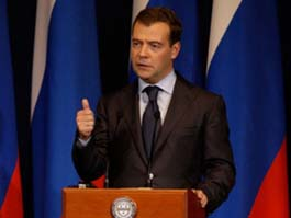 Медведев подвел итоги президентской работы
