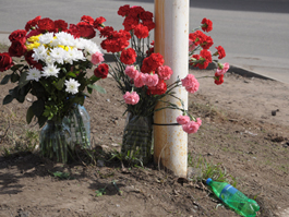 В Ижевске пьяный водитель сбил насмерть школьницу на тротуаре