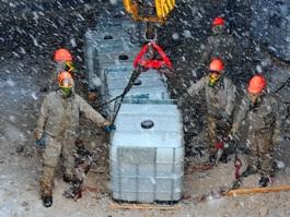 В Удмуртии битумохранилище из-под ядохимикатов засыпают землей